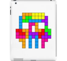 TETRIS Skull iPad Case/Skin
