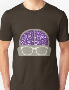 smart-data-head Unisex T-Shirt