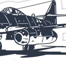 Messerschmitt ME 262 Sticker
