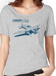 Stuka Tank Buster Women's Relaxed Fit T-Shirt