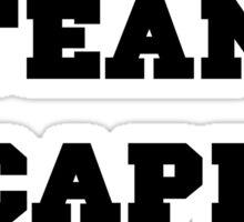 TEAM DICAPRIO Sticker