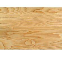 Wood Base Photographic Print