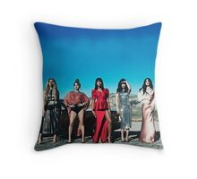 5h 7/27 Throw Pillow