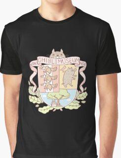 Gibli Museum Graphic T-Shirt