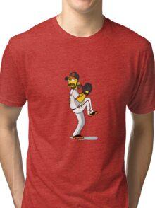 Madison Bumgarner Tri-blend T-Shirt