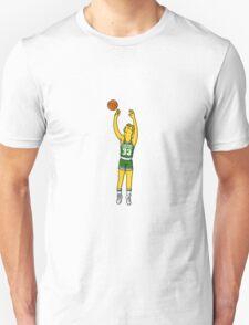 Larry Bird Unisex T-Shirt