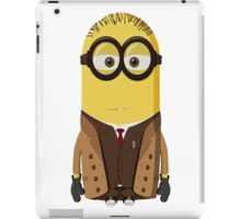 Minion|Doctor Who|Minions iPad Case/Skin