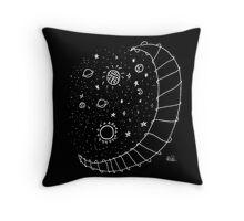 Aesthetic Moon Throw Pillow