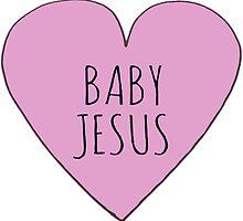 Baby Jesus Love by Bundjum