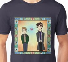 A Study in Eye Contact Unisex T-Shirt