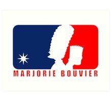 Marjorie Bouvier Art Print