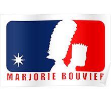 Marjorie Bouvier Poster