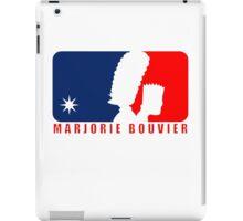 Marjorie Bouvier iPad Case/Skin