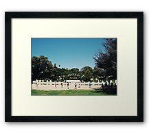 Beverly Hills (Los Angeles) Framed Print