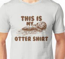 otter shirt Unisex T-Shirt