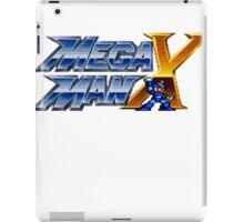 Megaman X - Snes iPad Case/Skin