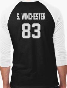 Supernatural Jersey (Sam Winchester) Men's Baseball ¾ T-Shirt
