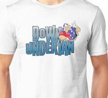 Down-Underian logo Unisex T-Shirt
