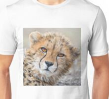 LEOPARD LAYING DOWN Unisex T-Shirt