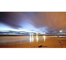 Grange beach Photographic Print