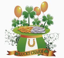 Lucky Charm Kids Tee