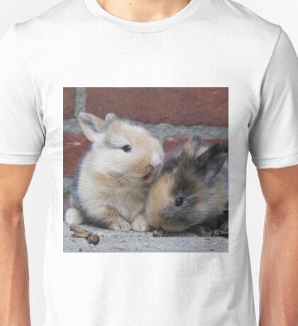 SMALL BABY RABBITS Unisex T-Shirt