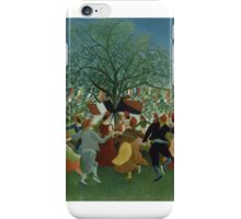 Henri Rousseau - A Centennial Of Independence iPhone Case/Skin