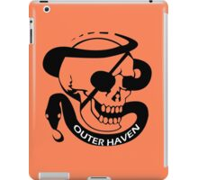 Outer Haven Metal Gear Solid MGS Videogame iPad Case/Skin