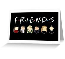 Friends Tiggles Greeting Card