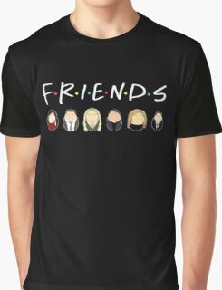 Friends Tiggles Graphic T-Shirt
