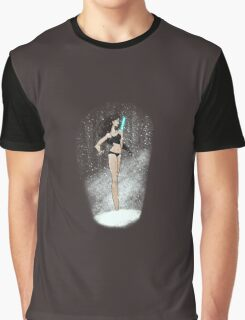 Transe in the snow Graphic T-Shirt