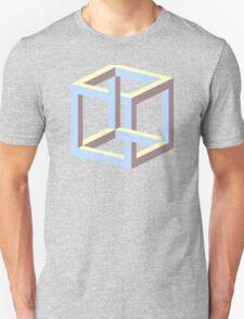 Impossible Cube Unisex T-Shirt