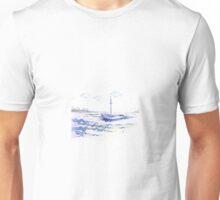 Empty Boat Unisex T-Shirt
