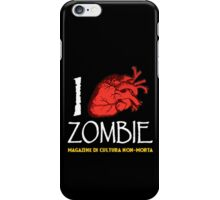 ilovezombie LOGO 3 iPhone Case/Skin