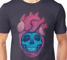 Skull Heart Unisex T-Shirt