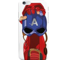 Civil War Poster iPhone Case/Skin