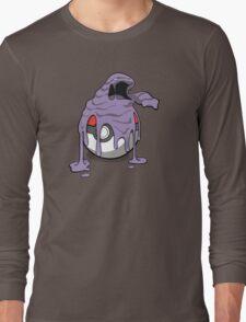 Muk your Pokeball! Long Sleeve T-Shirt