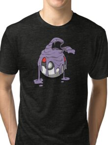 Muk your Pokeball! Tri-blend T-Shirt