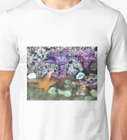 4 Starfish Unisex T-Shirt