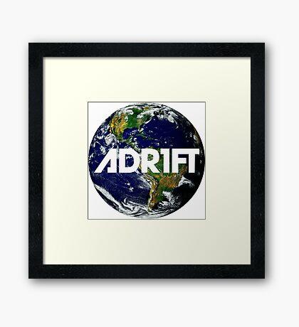 ADR1FT Framed Print