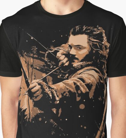 BARD THE BOWMAN Graphic T-Shirt