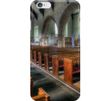 Within Thy House For Ever iPhone Case/Skin