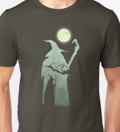 Into the Forest  Unisex T-Shirt