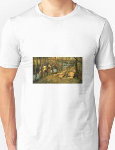 John William Waterhouse - The Naiad  T-Shirt