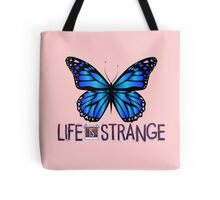 Life is Strange 3 - Blue butterfly Tote Bag