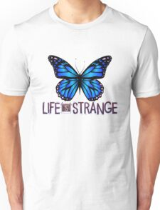 Life is Strange 3 - Blue butterfly Unisex T-Shirt