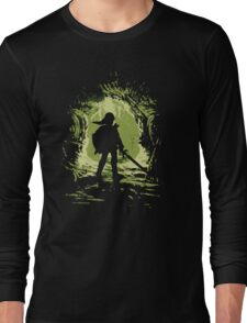 It's dangerous to go alone Long Sleeve T-Shirt