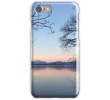 Ben Lomond Sunset 2 iPhone Case/Skin