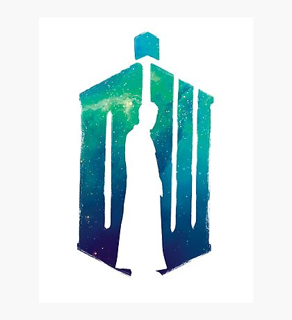 Dr Who - 10th  Photographic Print