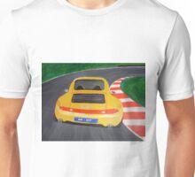 PORSCHE carrera 4S original canvas painting Unisex T-Shirt